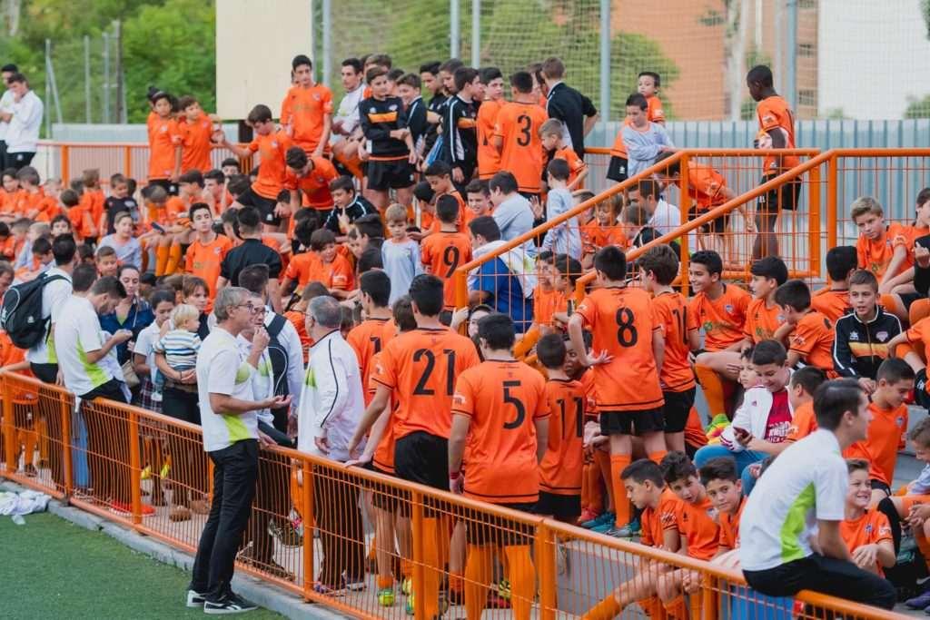 Escuela Torrent CF | FOTO: Torrent CF