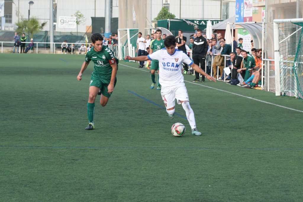 Partido UCAM-Ranero Juvenil División Honor | Foto: UCAM de Murcia