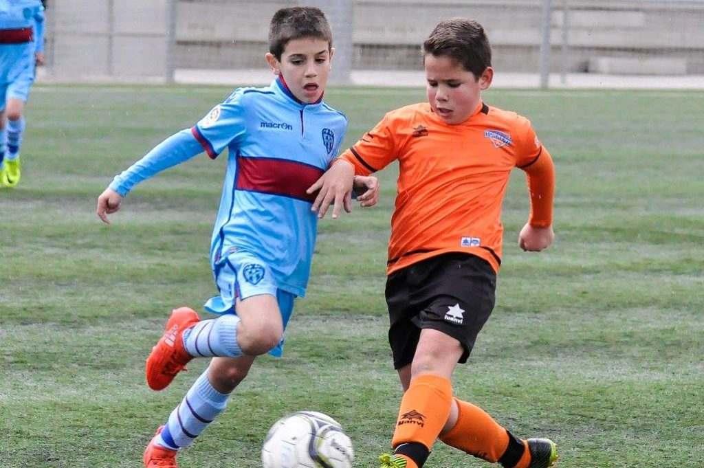 Torrent CF-Levante UD Benjamín 'C' | Foto: Torrent CF