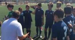 Resumen SuperLiga Alevín 1er Año Jornada 5: El Atletic Amistat consigue su primer punto