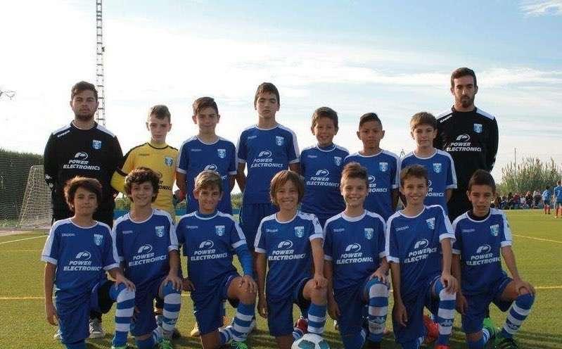 Escuelas San Jose Alevín 'A' | Foto: CF Escuelas San Jose