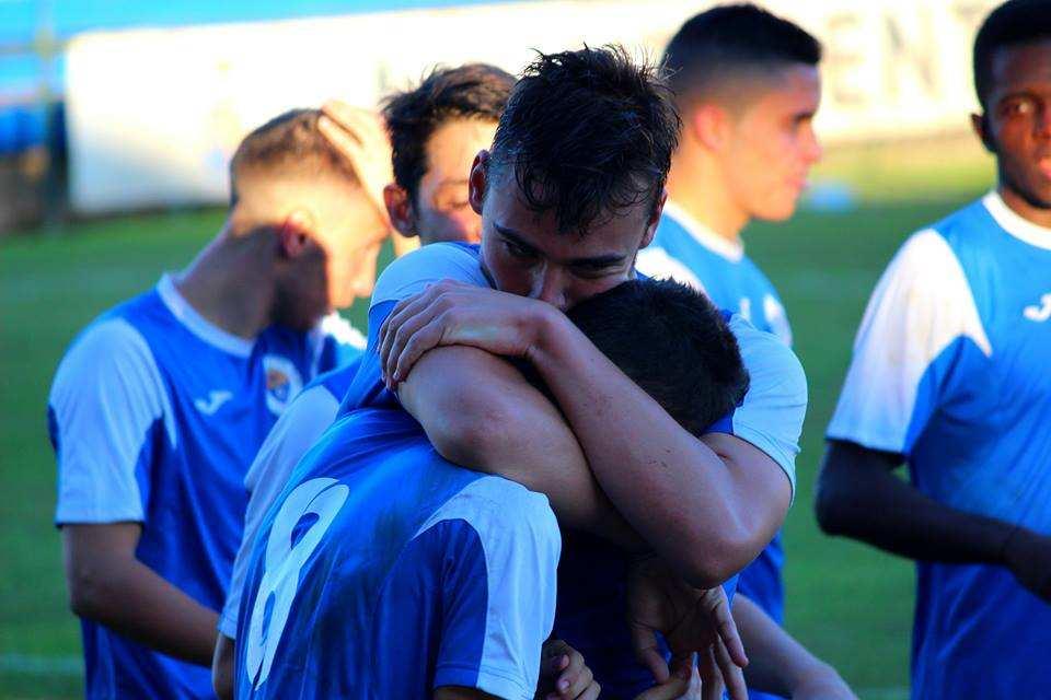 Equipo juvenil A Alginet | Foto: Ud Alginet