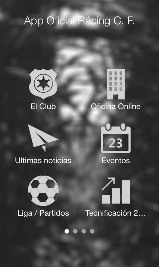 App Racing Algemesí CF