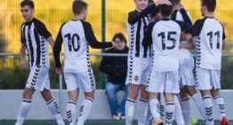 Resumen jornada 11: El VCF 'pincha' en Castellón y el Villarreal se pone líder de Juvenil División de Honor