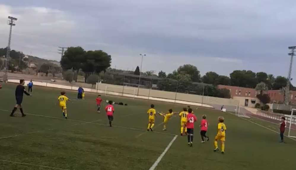 Foto: CD Colegio El Valle Alicante