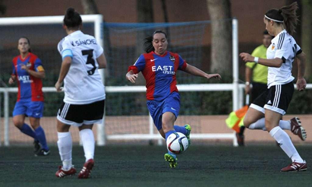 Será la primera vez que un derbi femenino se juegue en el Ciutat de Valencia | Foto: Levante UD