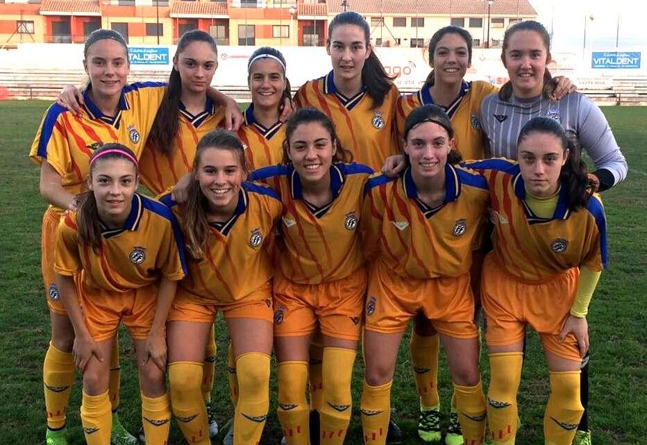 Selección Femenina FFCV Sub-16 | Foto: FFCV