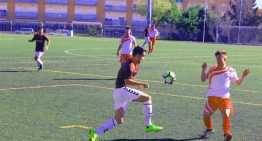 Otro fin de semana irregular en resultados en la escuela de CF Huracán