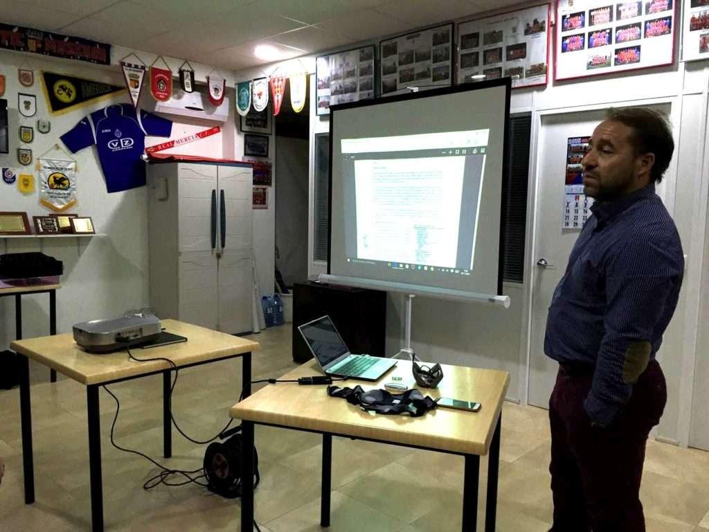 Nuubo también presente en el Atlético Museros | Foto: Atlético Museros