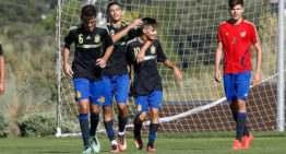 Cuatro representantes valencianos convocados a entrenar con España Sub-16