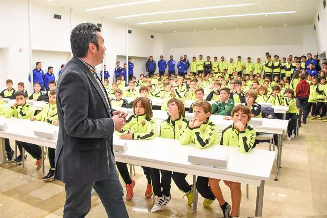 Taller de La Liga para el Elche CF | FOTO: Elche CF