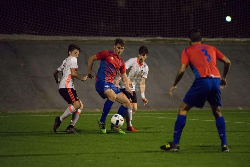 Torre Valencia - Valencia CF Juvenil Nacional | FOTO: Photoesport