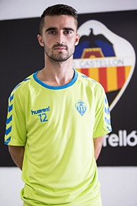 Víctor Pino | Foto: CD Castellón