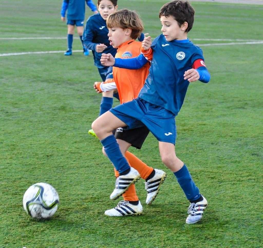 Benjamín 'C' Torrent - Atletic Amistat | Foto: Torrent CF