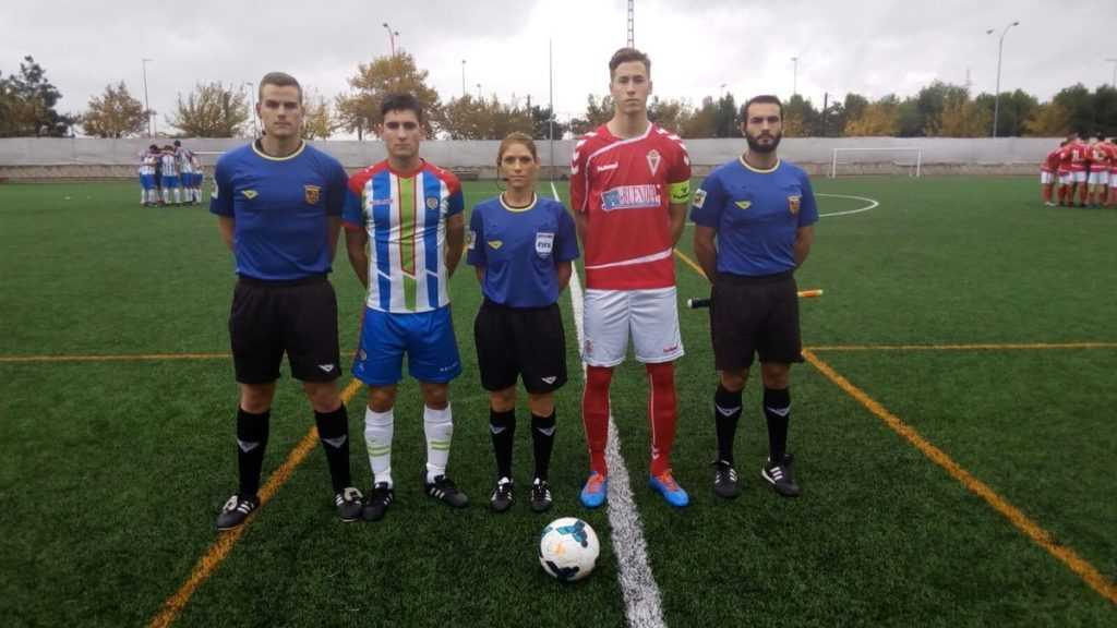 Real Murcia-Kelme CF Juvenil División Honor | Foto: Real Murcia