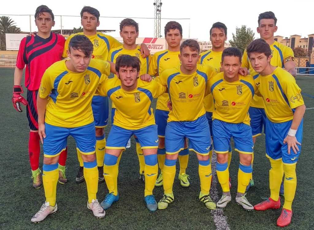 Equipo CD Denia Juvenil Nacional | Foto: CD Denia