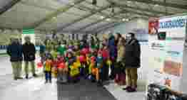 Gran éxito de la Gala Benéfica de Patinaje Artístico sobre hielo en beneficio de la Asociación Aspanion