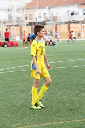 Iker Mut Jugador del FB Denia | Foto: FB Denia