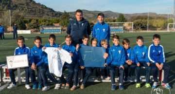 Camp de Xulla se viste de etiqueta para la presentación del Fútbol Base Sagunto