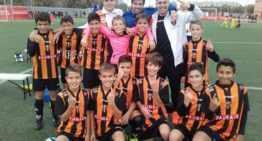 Patacona, Massamagrell, Bétera o FB Sagunto son algunos de los líderes en las ligas Alevines 1er y 2do Año