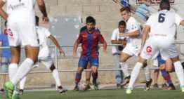 El Juvenil A del Levante empata sin goles ante el Albacete