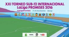 Villarreal y Valencia CF participarán en el XXI Torneo Internacional LaLiga Promises en Tenerife