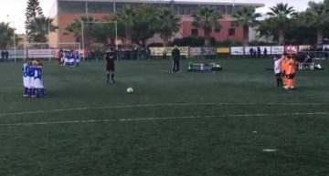 VIDEO: Empate sin goles entre los Benjamines 1er Año de Massanassa y Torrent (0-0)