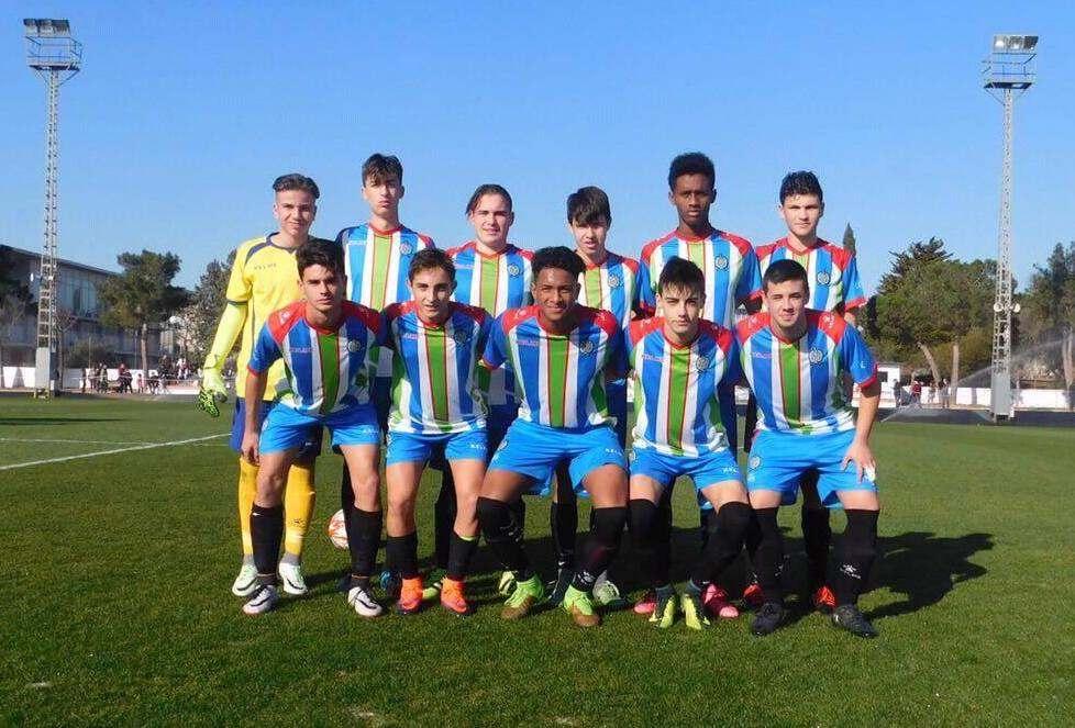 Equipo Cadete 'A' Kelme CF | Foto: Kelme CF