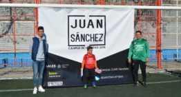 GALERÍA: Juan Sánchez hace balance tras finalizar su campus de Navidad