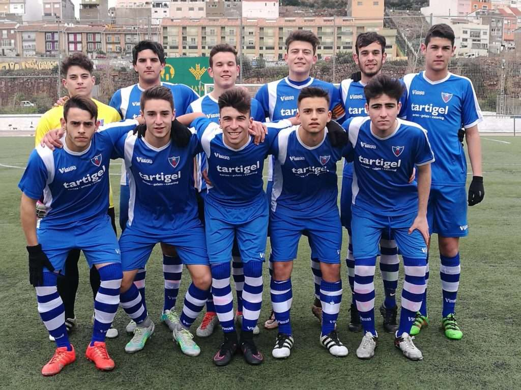 Juvenil 'A' Club de Fútbol La Vall | Foto: Club de Fútbol La Vall