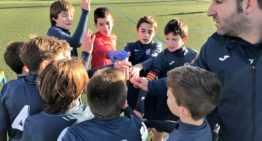 Resumen SuperLiga Benjamín 2º Año Jornada 13: Atlétic Amistat compite hasta el final frente al Levante