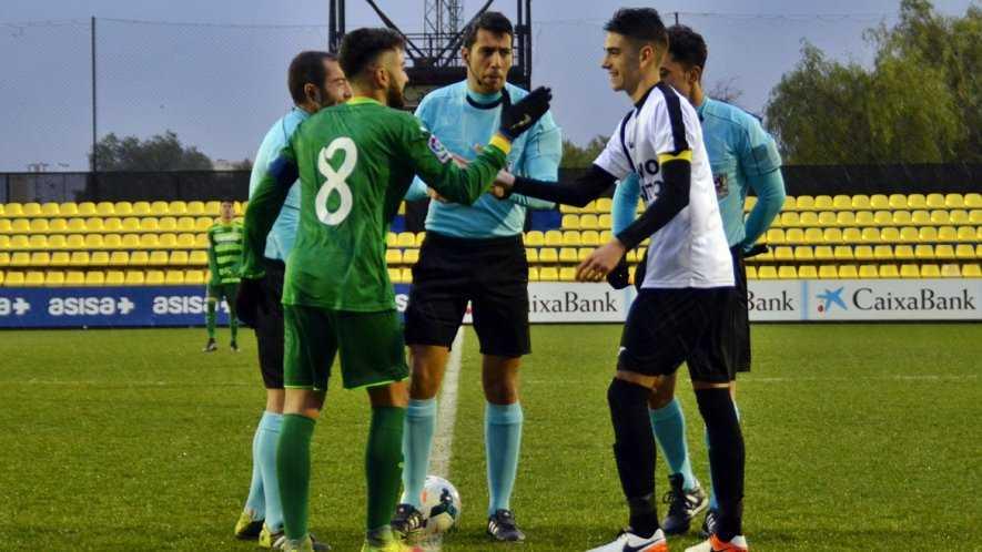 Capitanes del Roda y el Villarreal CF | Foto: CD Roda