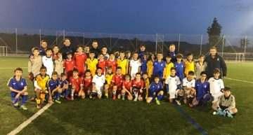 Nuevo entrenamiento en Sagunto de la Selección FFCV Sub-12 el lunes 23 de enero