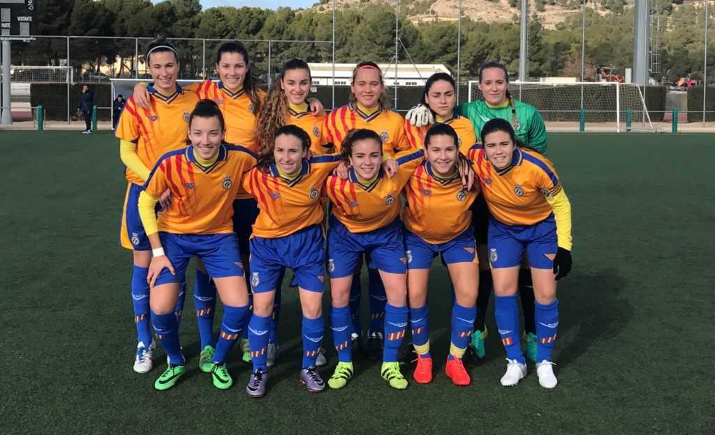 VÍDEO: La Selección FFCV Sub-18 Femenina fue muy superior a Murcia (1-6)