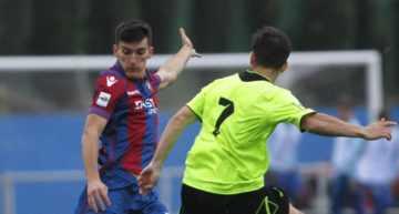 Pepelu y Joel representarán al Levante con la Selección Sub-19 ante Italia