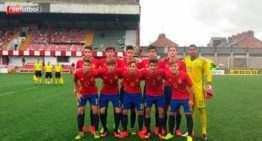 Goyo Medina y Carlos Beitia representarán al CD Roda con la selección sub-17