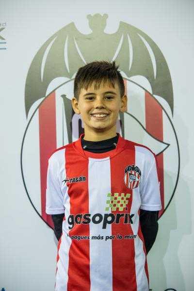 Diego González, uno de los goleadores de la victoria del Acero | Foto: CD Acero