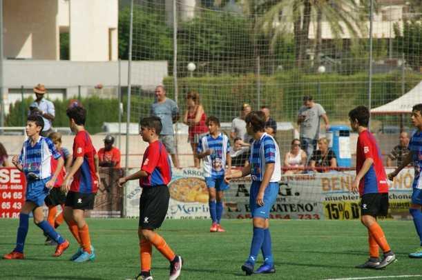 Partido Ciudad de Benidorm - Torre Levante Infantil 'A' Jornada 2 | Foto:  Ciudad de Benidorm