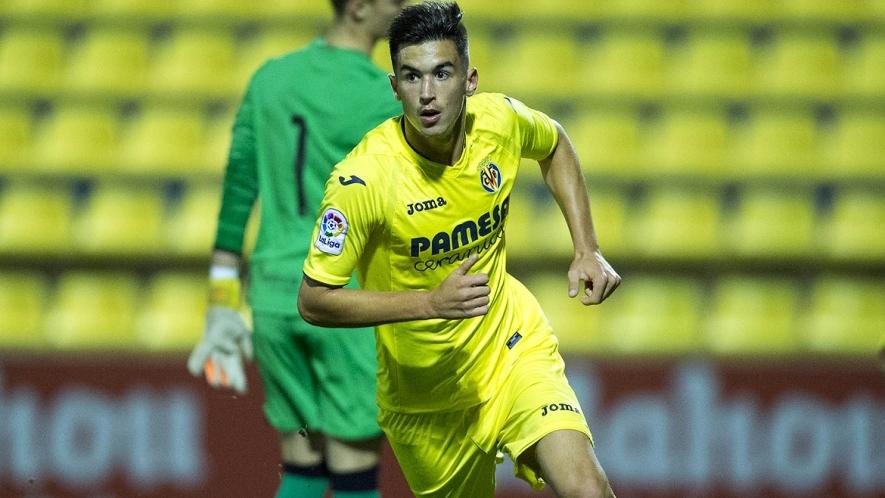 Alex Millán es uno de los seleccionados | Foto: Villarreal CF