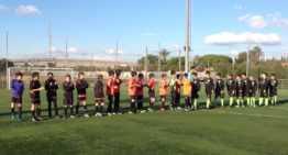 Lluvia de goles entre los Alevines del Arena Alicante y Sant Joan (7-4)