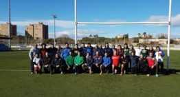 Arranca Escola de Rugby, el proyecto que atraerá a más de 2.000 niños de 28 colegios valencianos