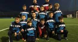 El FBCD Catarroja Benjamín 'C', primero en derrotar al invencible Levante UD esta temporada