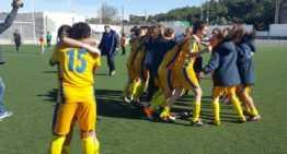 La Selección FFCV Femenina Sub-16 se cuela en la Fase Final del Campeonato de España