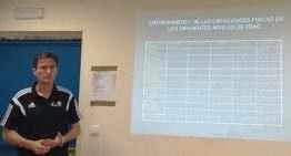 Luis Pascual centró la atención en la Jornada de Actualización de Entrenadores en Sagunto