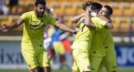 VIDEO: Paso de gigante del Villarreal tras empatar con el Valencia en Juvenil División de Honor (2-2)