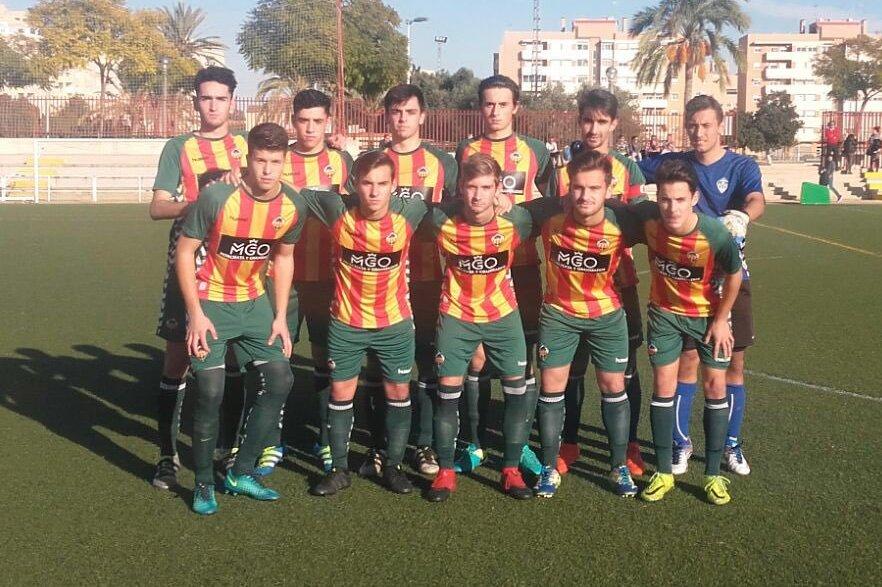 11 inicial del Castellón en su visita al Kelme en la Jornada 17| Foto: CD Castellón
