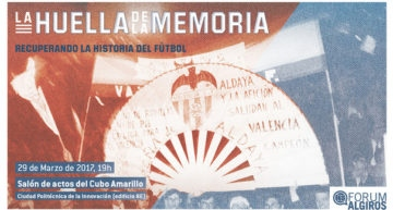 Los más pequeños podrán conocer el 'palmito' del VCF en el Forum Algirós este miércoles 29