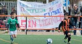 GALERÍA: Fin de semana de lucha contra la violencia en el fútbol base valenciano