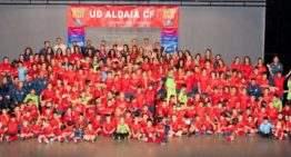 UD Aldaia CF se vuelca con el fútbol femenino