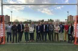 El II Torneo Internacional de Rugby Infantil Pantera contará con 800 jugadores de 50 equipos